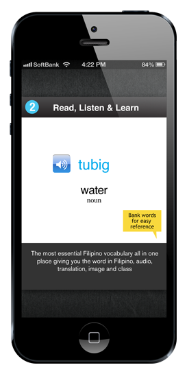 Best Filipino Words & Phrases App - WordPower Filipino